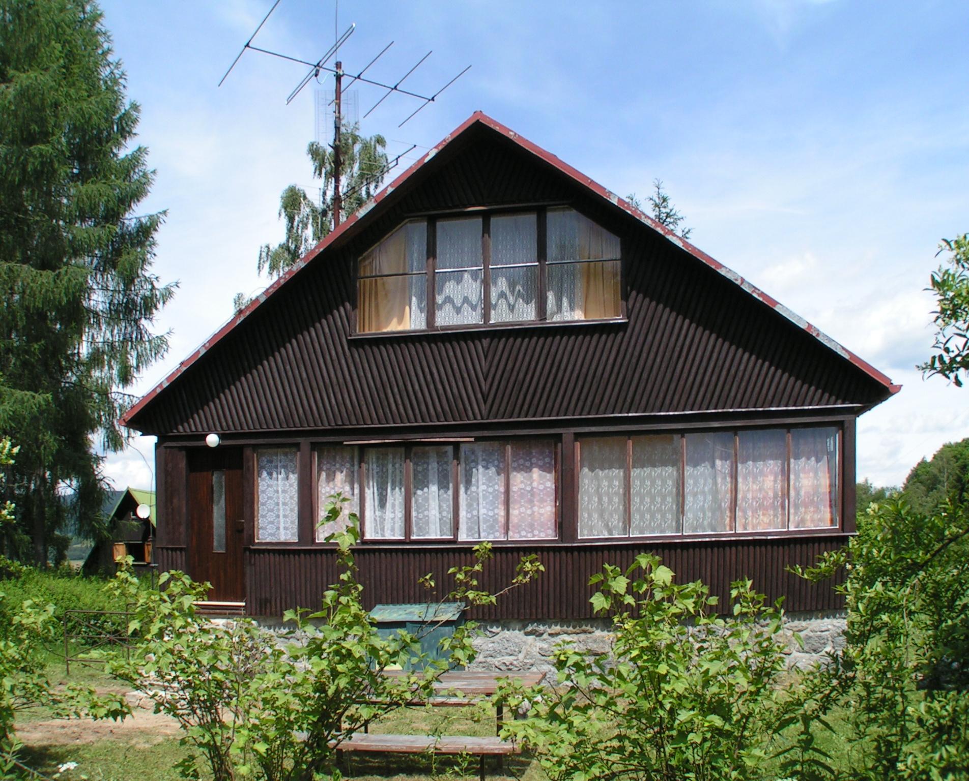 Chatové apartmány Lipno-Horní Planá