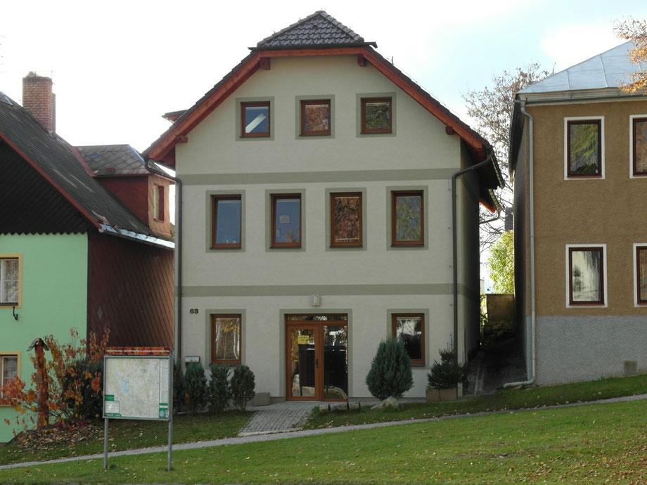 Apartmány Horní Planá