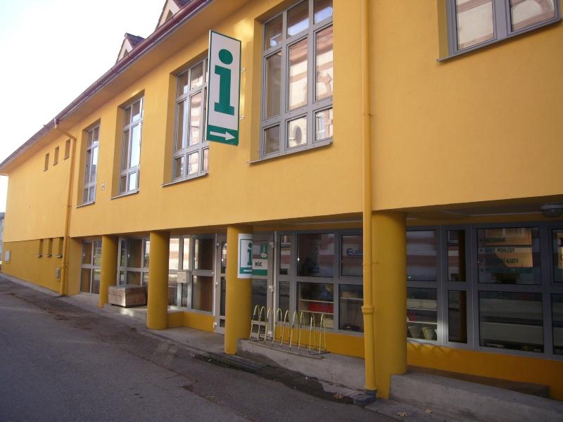 Kulturní a informační centrum Horní Planá