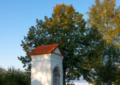 Kaplička u Stifterova smrku