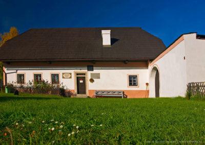 Stifterův rodný dům