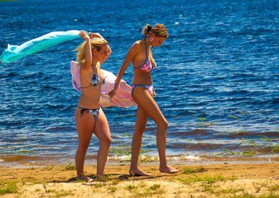 Hornoplánská pláž