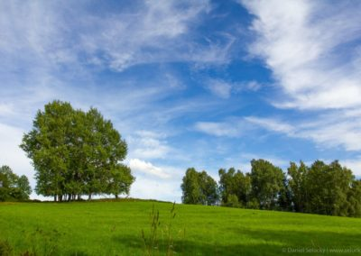 Šumavská krajina