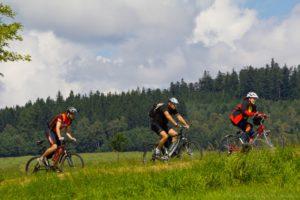Cyklistika Lipno