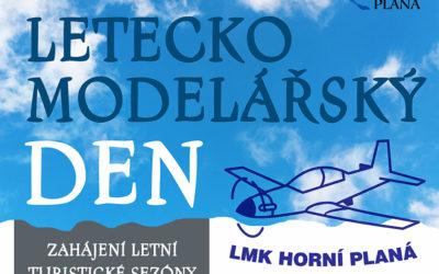 Letecko modelářský den, zahájení sezóny!