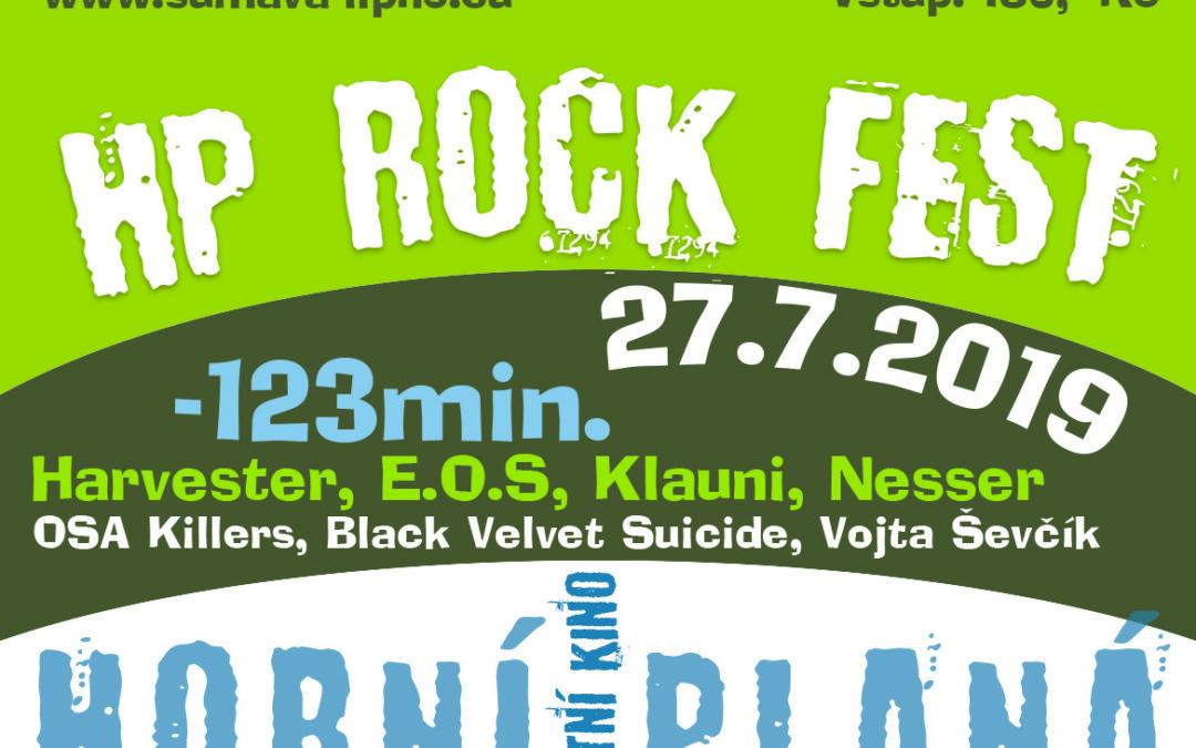 HP Rock Fest 2019