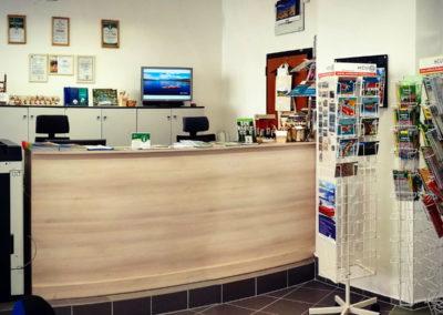 Infocentrum Horní Planá