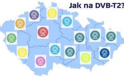 Přelaďte na nový signál DVB-T2